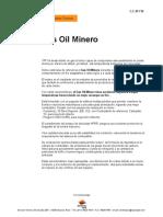 743_gas Oil Minero - Circular Tecnica