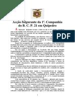 Presença da Força Aérea em Angola