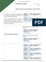 10. . Información Mínima en Los Libros y Formatos
