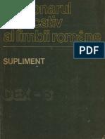 Dictionarul Explicativ Al Limbii Romane Vol 2