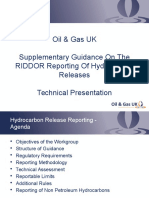HCR Reprting Guidance Issue 2 Technical Presentation