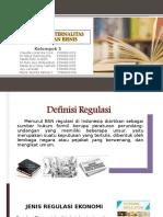 Regulasi Dan Eksternalitas Dalam Kebijakan Bisnis(1)