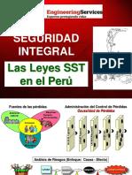Leyes SST en el Perú
