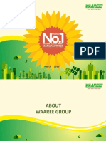 Corporate Presentation WAAREE Corporate Profile