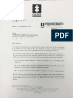 Fiscalía enciende alarmas por posible aumento de evasión tras Reforma Tributaria