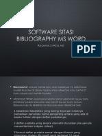 A5-A6 Sitasi Biblography Ms Word (MP 2 Kel A5-A6) Edited