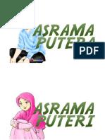 Sign Asrama