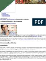 """Desmontando a Piketty"""