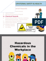 Chapter 4.2 Chemical Hazards