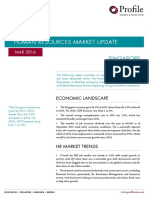 Profile Human Resources Market Update_Singapore_March 2016