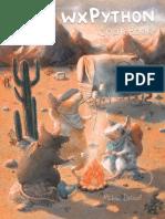 Wxpythoncookbook Sample