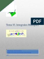 Tema VI. Integraciόn Mύltiple