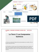 Trabajo de Quimica Inorganica Facultad de Agronomia.