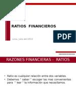 10.- Xanexo Ratios Financieros