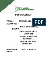 Informe (Cartaboneo)