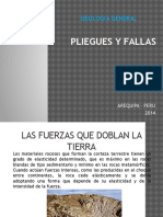 Pliegues y Fallas 2014
