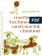 Lynn White, Medieval Technology and Social Change