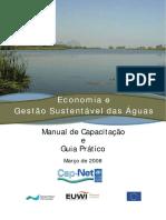 Economia e Gestão Sustentável Das Águas - Texto PNUD
