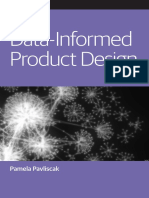 Data Informed Product Design