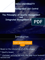 02-Quality Management and Integrated Mngmnt System