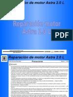 MOTOR ASTRA 2.0