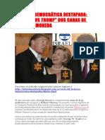 La Farsa Democrática Destapada Clinton vs Trump Dos Caras de La Misma Moneda