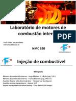 Curso de Laboratório de Motores FEI. INJEÇÃO ELETRÔNICA