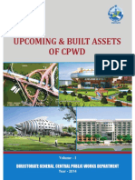 Upcoming Built Assets of CPWD
