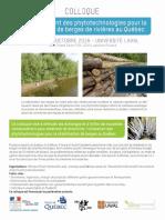 Colloque Phytotechnologie Pour La Stabilisation Des Berges2