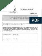 AVVISO COLLABORAZIONI MOBILITA' COMUNE PESCARA