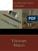 Engineering & Navigation - Telescopes