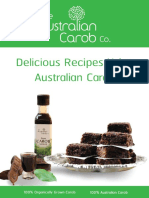 All_recipes With Carob