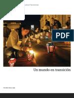Inform 2008, Centro Internacional para la Justicia Transicional
