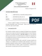 Informe Primer Dia Del Logro 2016