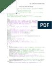 Código Del Script