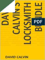David Calvins Locksmith Bundle