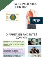 Diarrea en Pacientes Con Hiv