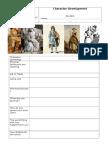 French Revolution Character Development - WORKSHEET