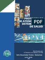 Protocolo Atención de SSPAM