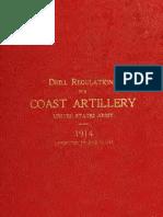 (1917) Coast Artillery Drill Regulations