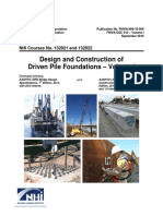 Design and Construction of Driven Pile Foundations - Volume 1 (nhi16009_v1)
