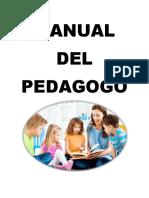 Manual Del Pedagogo