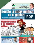 El Gobierno k deja a los hospitales públicos sin vacunas