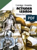 George Anania - Actiunea Lebada [1984].pdf