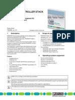 Db en Profinet Controller Stack 106482 en 01