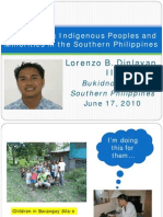 Dinlayan-Lorenzo-ActionPlan Sample advocacy community service Project Plan Proposal