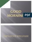 Employee Welfare ,