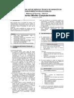 Instructivo de Garantía - LMC- Tecnodata