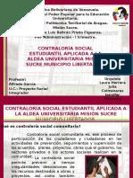 Presentacion Final Aldea William Perez Palo Negro
