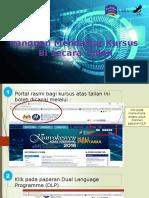 Panduan Pendaftaran Kursus  BI dan BM atas Talian di bawah Inisiatif DLP.pptx